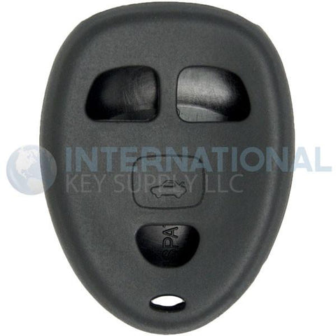 Keyless2Go Silicone Jacket Keyless Remote Cover GMC34 for GM