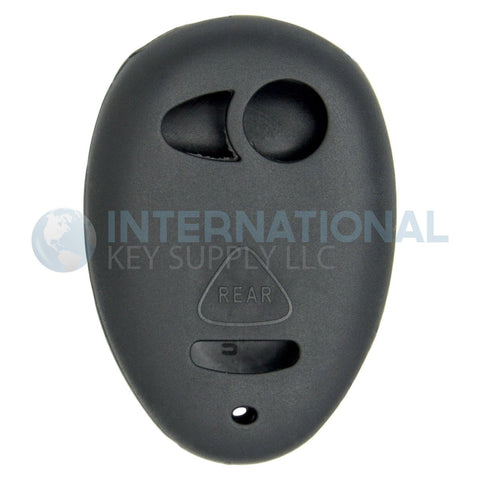 Keyless2Go Silicone Jacket Keyless Remote Cover GMC64 for GM
