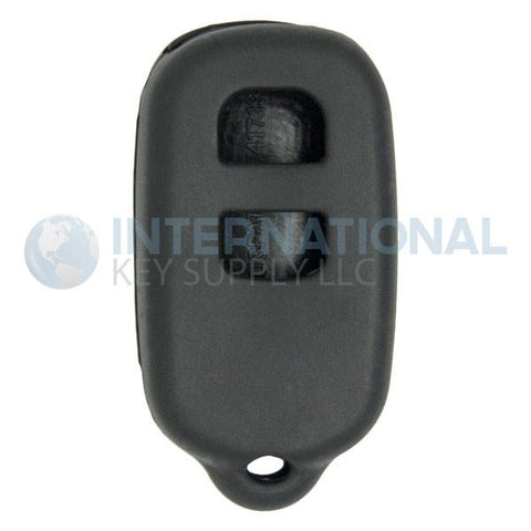 Keyless2Go Silicone Jacket Keyless Remote Cover TYOTAG12 for Toyota