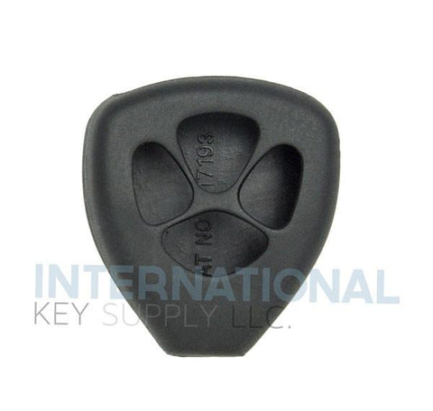 Keyless2Go Silicone Jacket Keyless Remote Cover TYOTAG64 for Toyota