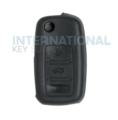 Keyless2Go Silicone Jacket Keyless Remote Cover VWH14 for Volkswagen