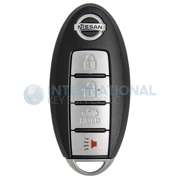 Fine Nissan 4 Button Proximity Smart Key Kr5S180144014 Ic 014 285E3 9Hp Wiring Cloud Oideiuggs Outletorg