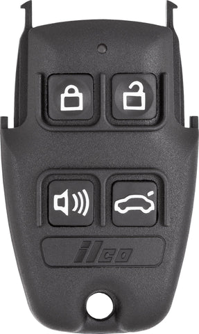 Ilco IRKEH-GTI Modular Remote Keyless Entry Head with GTI Transponder