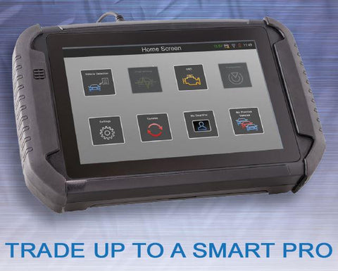 TCode Pro/MVP Pro/TKO to Smart Pro Trade-Up Program