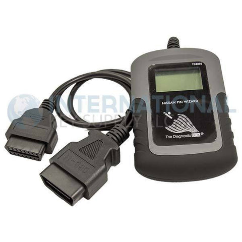 The Diagnostic Box Nissan PIN Wizard Cable TDB005