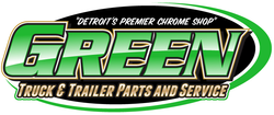 Green Truck & Trailer Parts and Service
