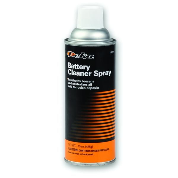 Battery Cleaner Spray - 15 oz