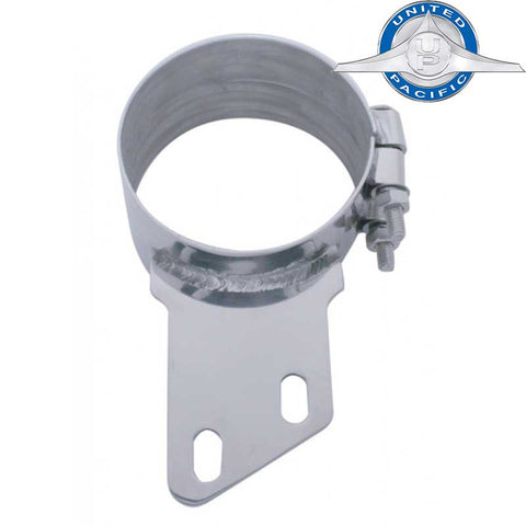 Stainless Wide Angled Butt Joint Exhaust Clamp