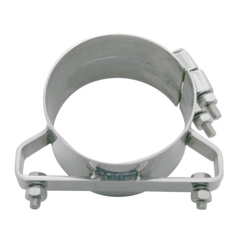 Freightliner 304 Stainless Wide Band Exhaust Clamp