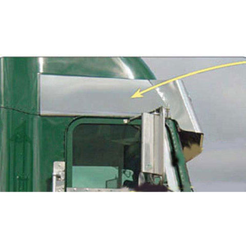Freightliner Classic / FLD Above Door Trims Condo Tape Mount