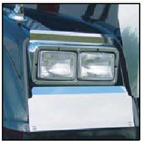 Freightliner Lower Fender Guards Classic XL Long Hood