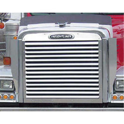 Freightliner Classic / Classic XL / FLD 120 Grille 14 Louvered Style Bars 1990+