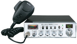 Cobra - 29 LTD Classic 40 Channel Mobile CB Radio with Delta Tune