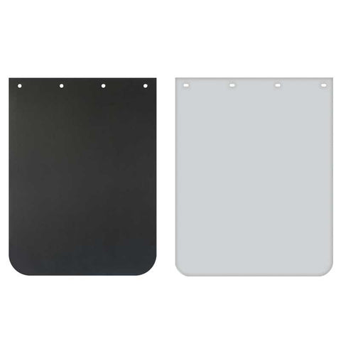 "24"" x 24"" Poly Mud Flap"