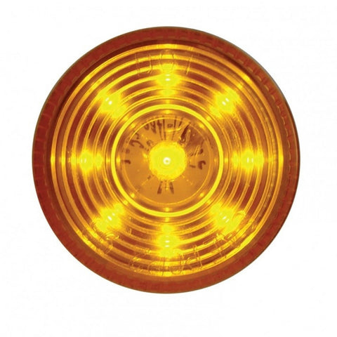 "9 LED 2"" Low Profile Clearance/Marker Light"