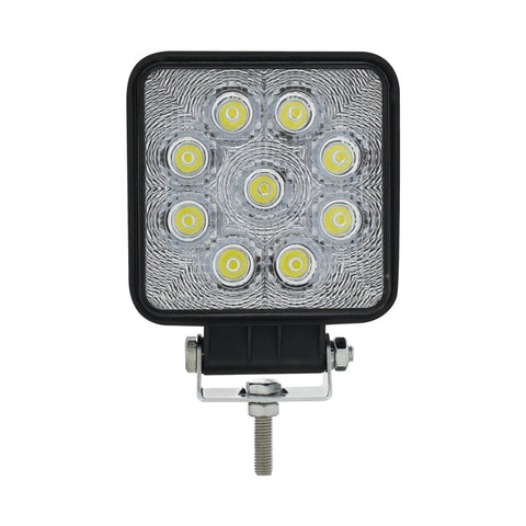 "9 High Power 25 Watt LED ""Competition Series"" Work Light"