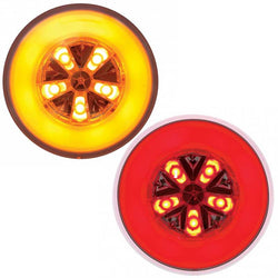 "18 LED 4"" Round GLO Design Light"