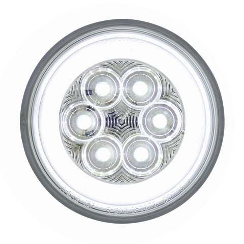 21 LED 4 Inch Glo Back-Up Light