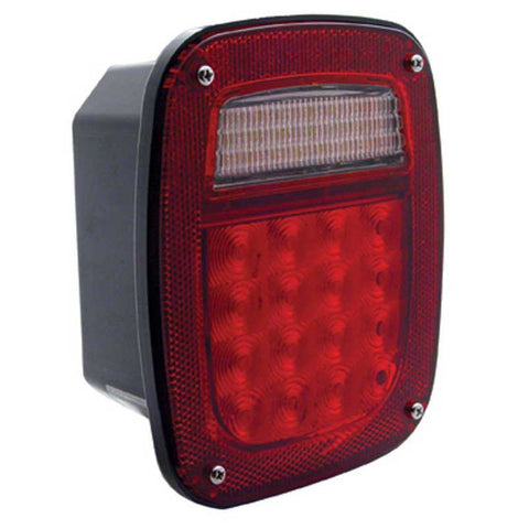 LED Universal Combination Tail Light - No License Light