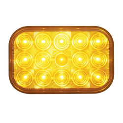 15 LED Rectangular Stop, Turn & Tail Light