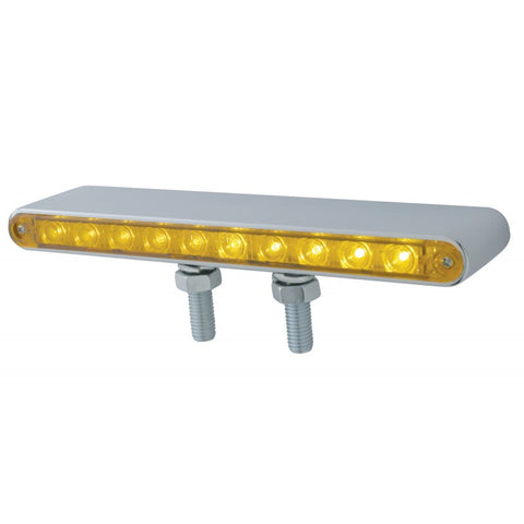 9 Inch 10 LED Double Face Auxiliary Light Bar