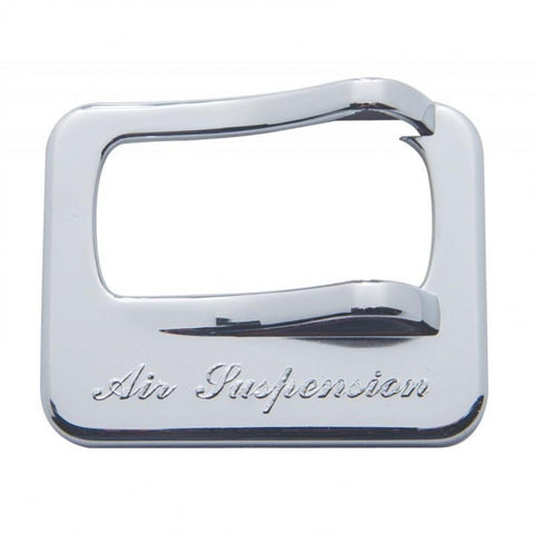 Peterbilt Chrome Rocker Switch Cover - Air Suspension