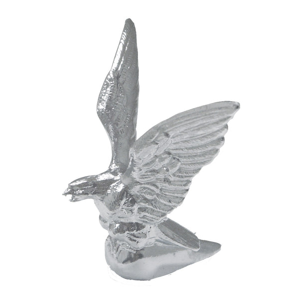 American Eagle Hood Ornament Chrome