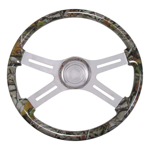 Steering Wheel Exotic Pattern Next Vista Camo