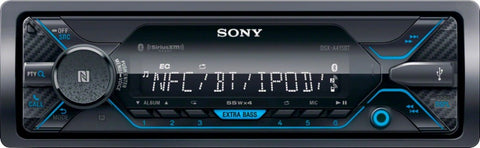 Sony® - Mechless Media Receiver with Bluetooth® Technology