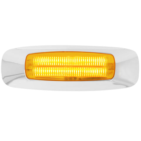 "4 5/8"" Rectangular Prime LED Marker Light"