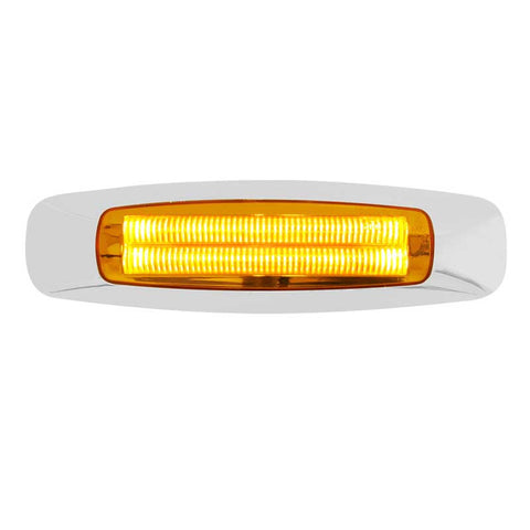 "5.75"" Rectangular Prime LED Marker Light"