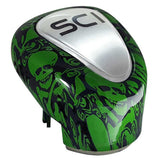 Skulls Gear Shift Knob OEM Style 9/10 & 13/18