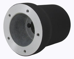 900 Series 5-Hole Black Powder Coat Hub Adaptor