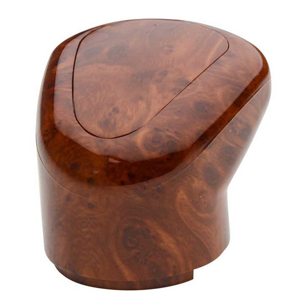 Wood Color Plastic Gear Shift Knob for 13/18 Speed