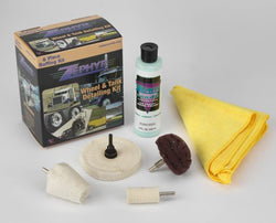Zephyr 6 Piece Wheel And Tank Detailing Kit
