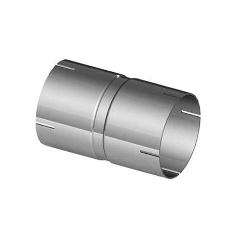 5 inch X 8 inch Aluminized Exhaust Coupler ID-ID