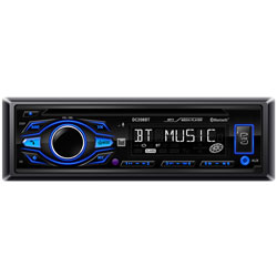 CD Receiver with Bluetooth®, USB and AUX Input
