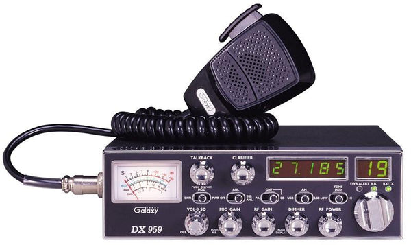 Galaxy DX 959 CB Radio
