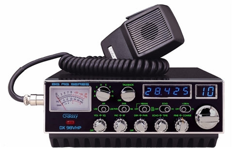Galaxy DX-98VHP Mobile Amateur Radio
