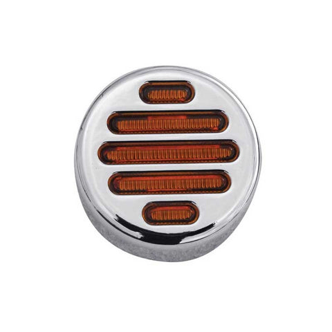 Flatline 2 Inch Round Marker Light