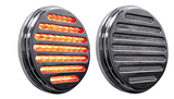 4 Inch Stop / Turn / Tail or Turn/Marker Light w/ Flange Option