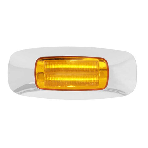 "3.5"" Rectangular Prime LED Marker Light"