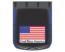 "God Bless America  - Mud Flaps 24"" x 30"""