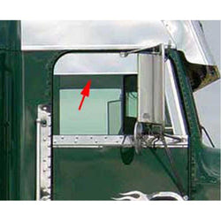 Freightliner Classic / FLD Chopped Top of Door Trims