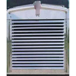 W900L Extended Hood Replacement Grill Louvered-Style