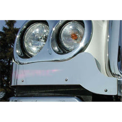 Freightliner Coronado Headlight Fender Guard