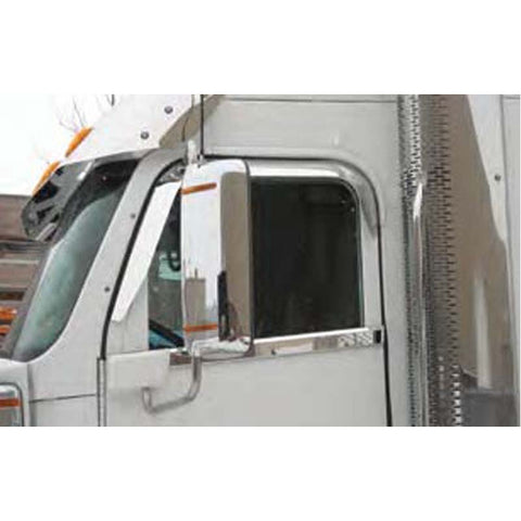 Freightliner Coronado Door Window Shades