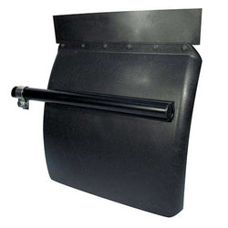 24 Inch Fender Post Mount Kit with Tube Mounts and Mud Flaps