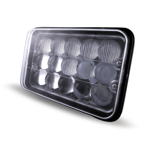 "4"" x 6"" Economy LED Headlight (High / Low Beam)"