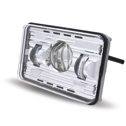 "4"" x 6"" Premium LED Projector Headlight (Low Beam 